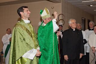 Montgomery Catholic Preparatory School's New Holy Spirit Campus dedicated by Archbishop Thomas J. Rodi 1