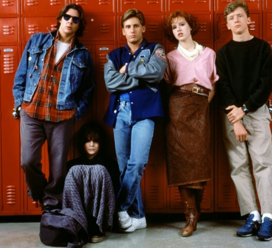 The Breakfast Club Style