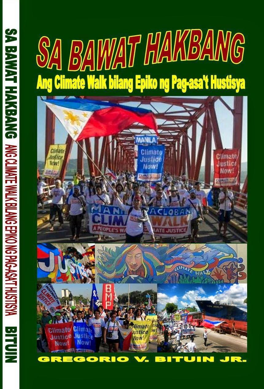 Aklat - Sa Bawat Hakbang (Climate Walk book)