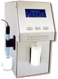 Milk Analyzer (Alat Test Kadar Susu)