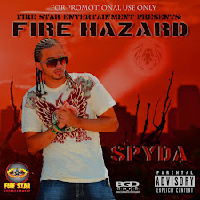 "Paul ""Spyda"" Anthony ""Fire Hazard"""