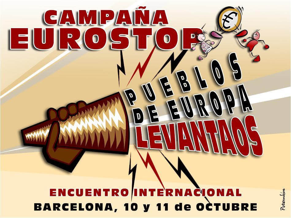Campaña Eurostop