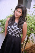 Model Bhargavi Photos at Pochampally Ikat art mela launch-thumbnail-9