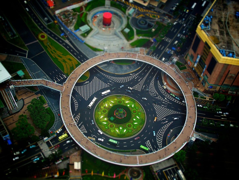 3. Miniature shanghai