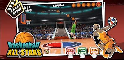 Basketball All-Stars Apk Game HD v1.2 Free