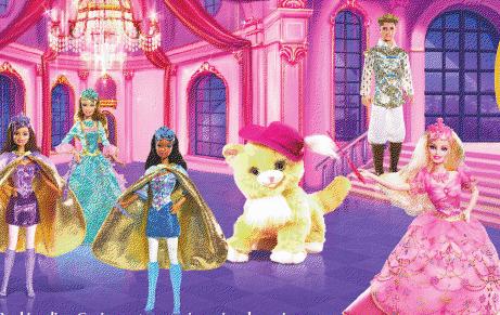 Barbie et les trois mousquetaires 2009 film en ligne - Barbie les trois mousquetaires ...