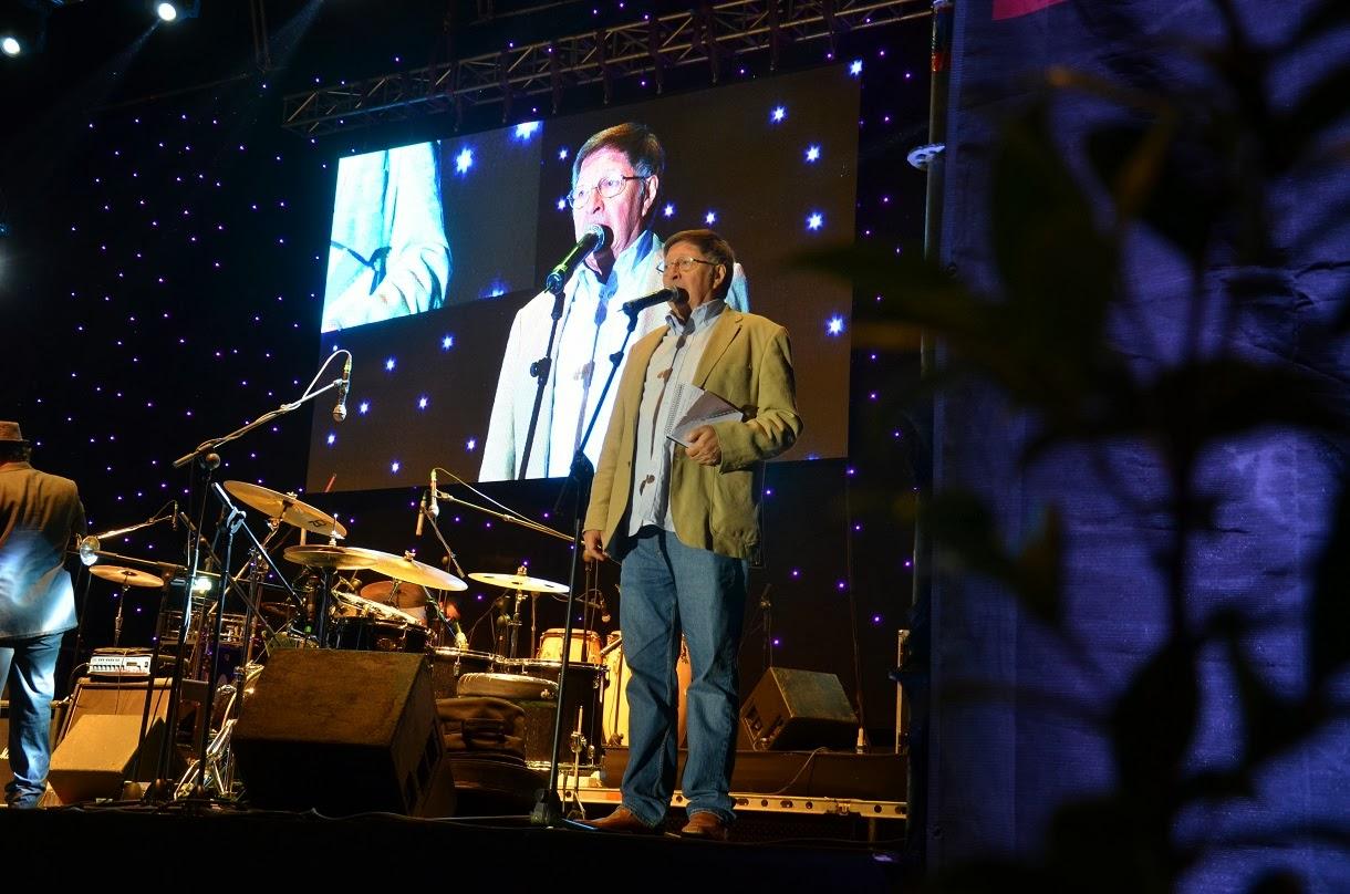 Presentando Fest Jazz Las Condes
