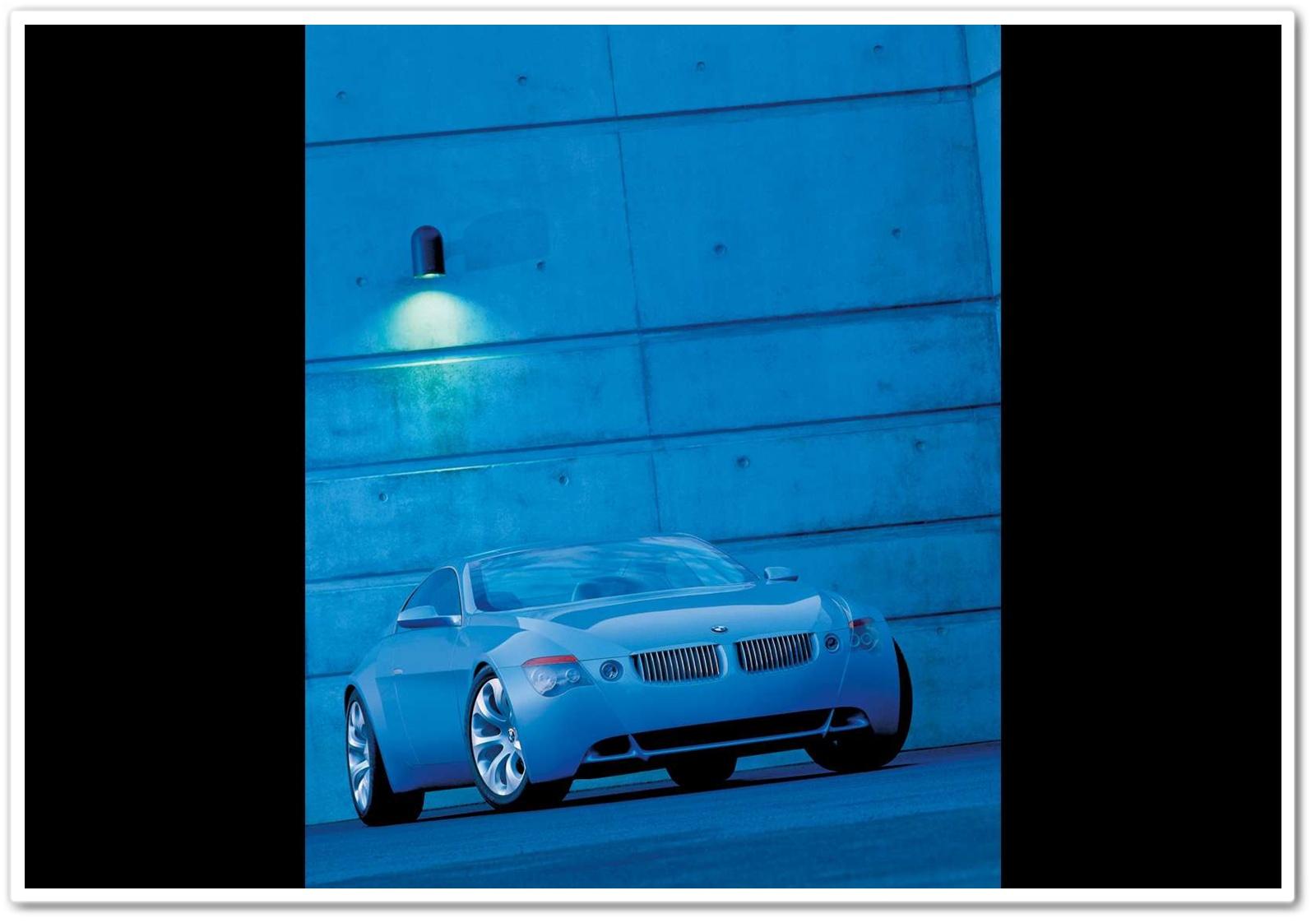 Bmw Z9 Gran Turismo Concept (50 Images) - HD Car Wallpaper