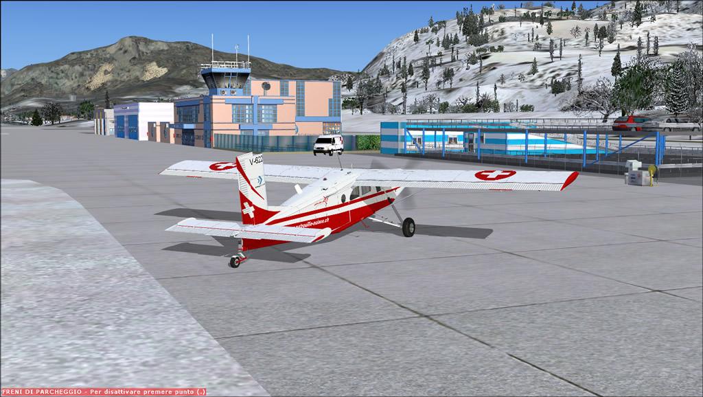 Aeroporto Trento : Scighera fsx lidt trento mattarello aeroporto quot g caproni