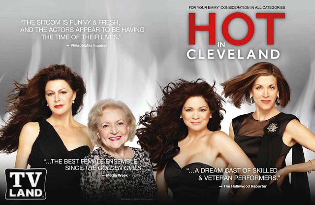 Hot in Cleveland - Download Torrent Legendado