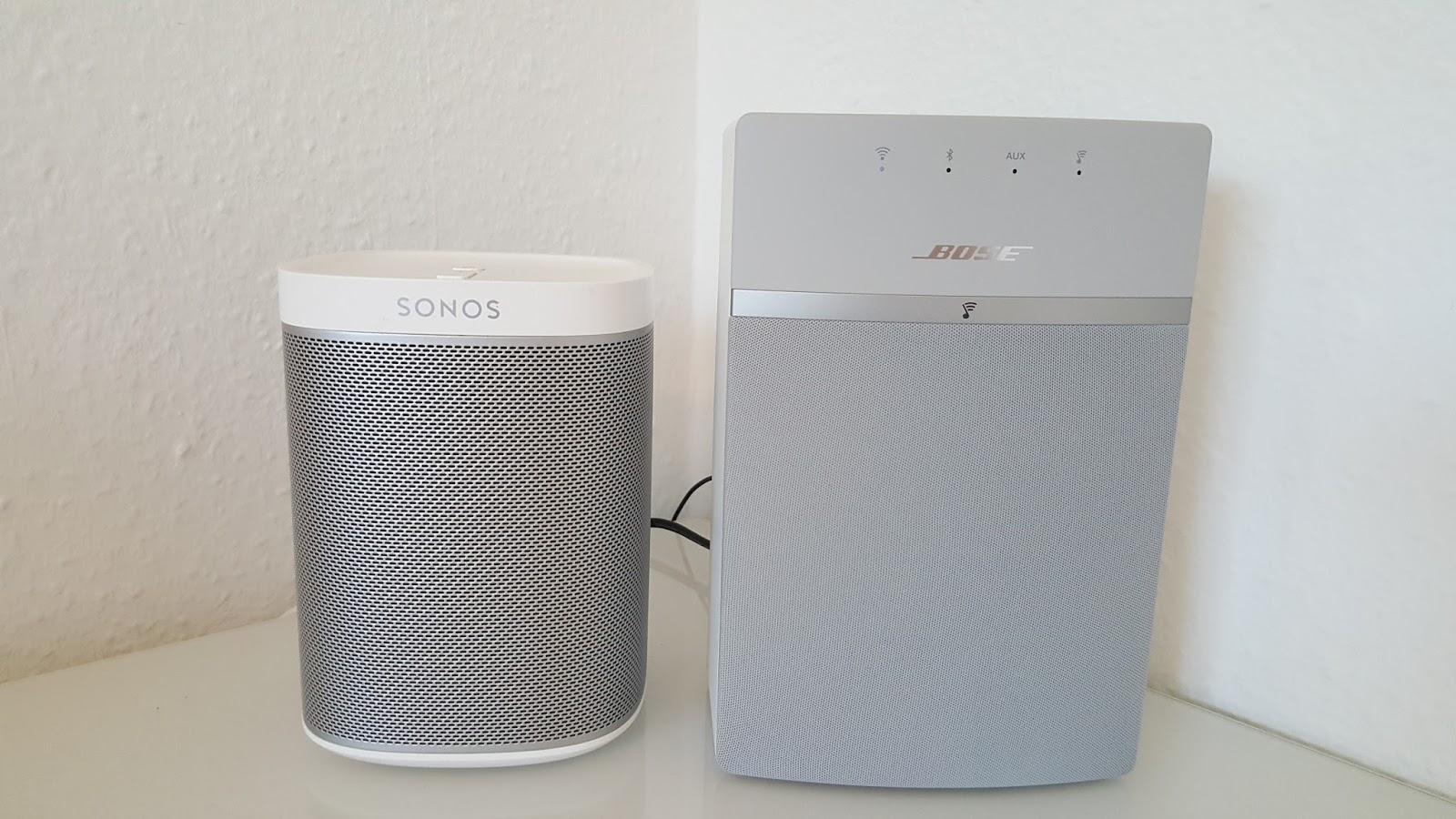 gadget checks bose soundtouch 10 vs sonos play 1 klarer sieg f r sonos auf der ganzen linie. Black Bedroom Furniture Sets. Home Design Ideas