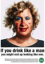 CAMPANHA PELO MUNDO: ALCOOL NÃO!