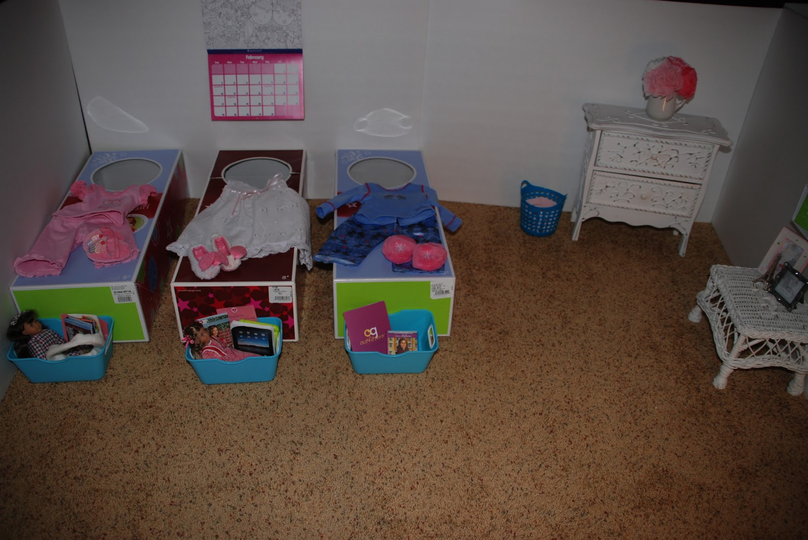 It 39 S My Life Our New Super Awesome American Girl Doll House