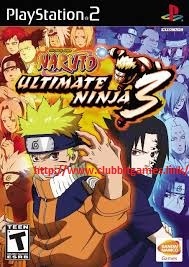 LINK DOWNLOAD GAMES Naruto Ultimate Ninja 3 PS2 FOR PC CLUBBIT