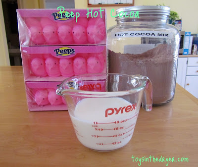 make your own hot chocolate mix