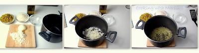 ricetta risi e bisi