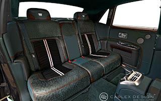 Rolls-Royce Ghost by Carlex Design