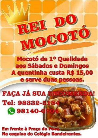 O Rei do Mocotó