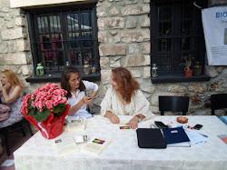 Απόηχος 1ου Φεστιβάλ Θερινού Ηλιοστασίου, Ιούνιος 2015, Χυτήριο Κεραμεικός.(Συνεντεύξεις)