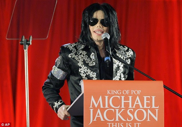 World's Richest Dead Celebrity:Micheal Jackson has Earned over $600 million since his death
