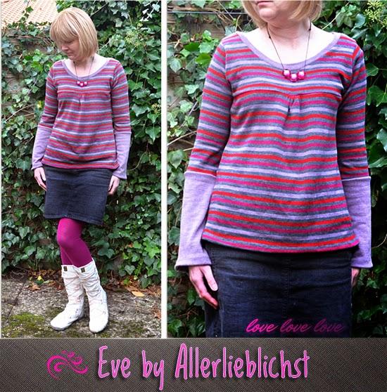 Shirt Eve by Allerlieblichst