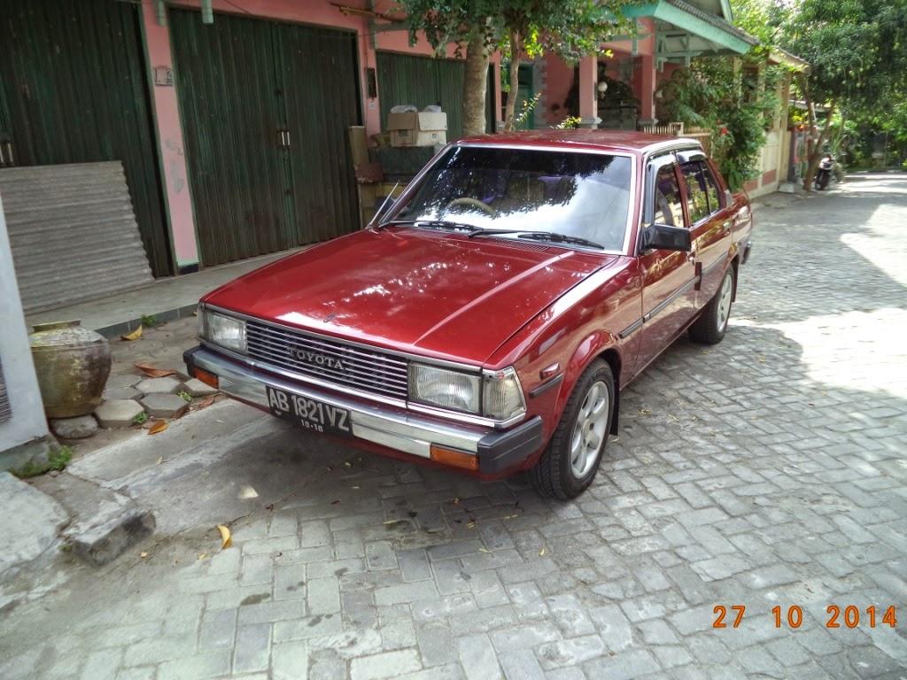 dijual corolla dx 1982 - jogja - lapak mobil dan motor bekas