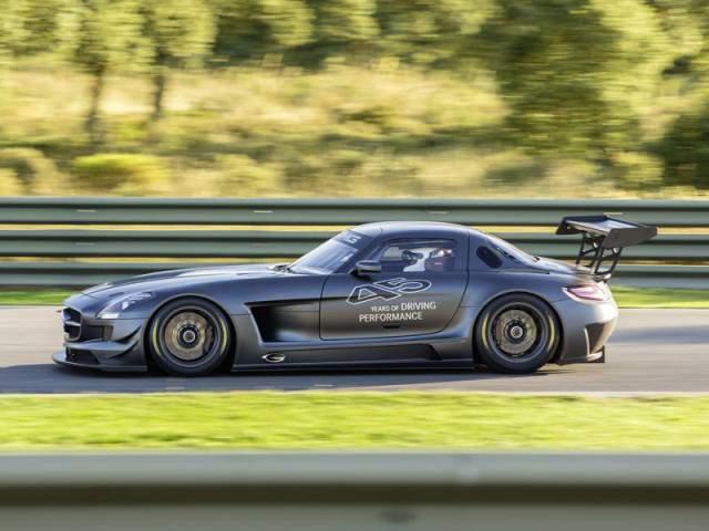 Mercedes-Benz SLS AMG GT3 2013