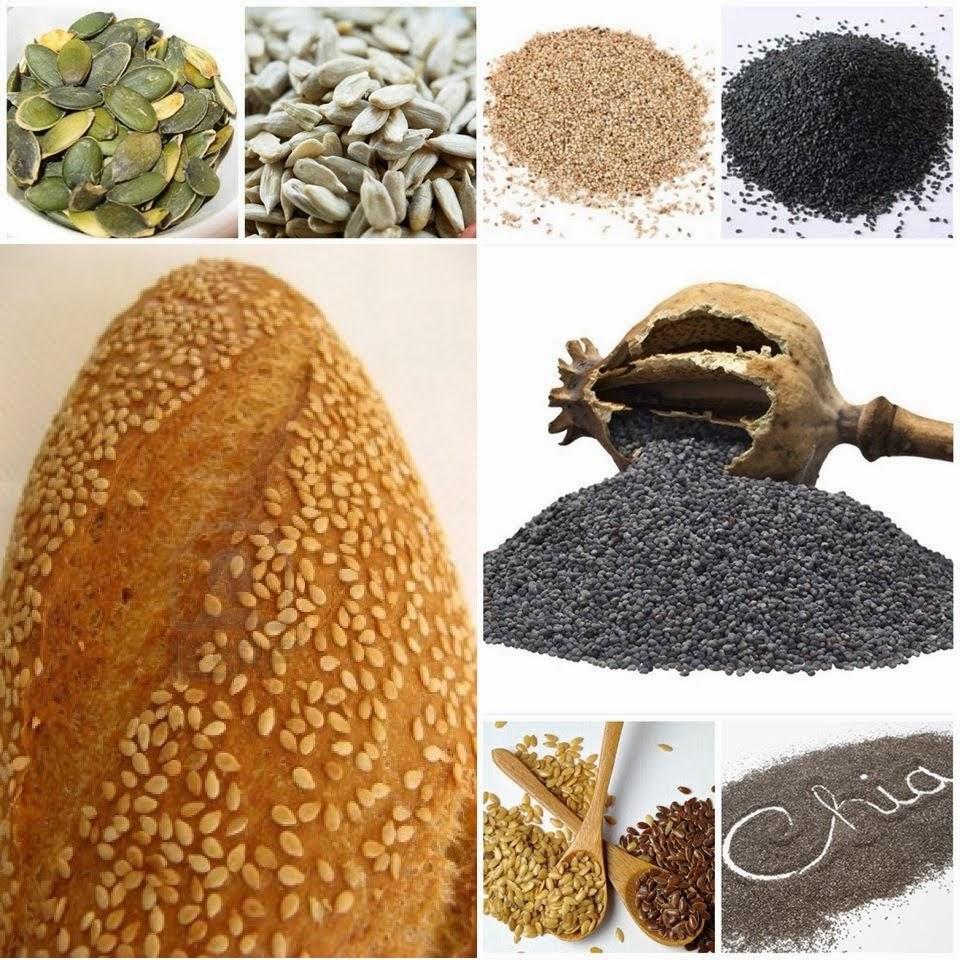 Semillas, Cereales y Legumbres BIO