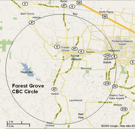 Forest Grove CBC Join us December 17  Pacific NW Birder