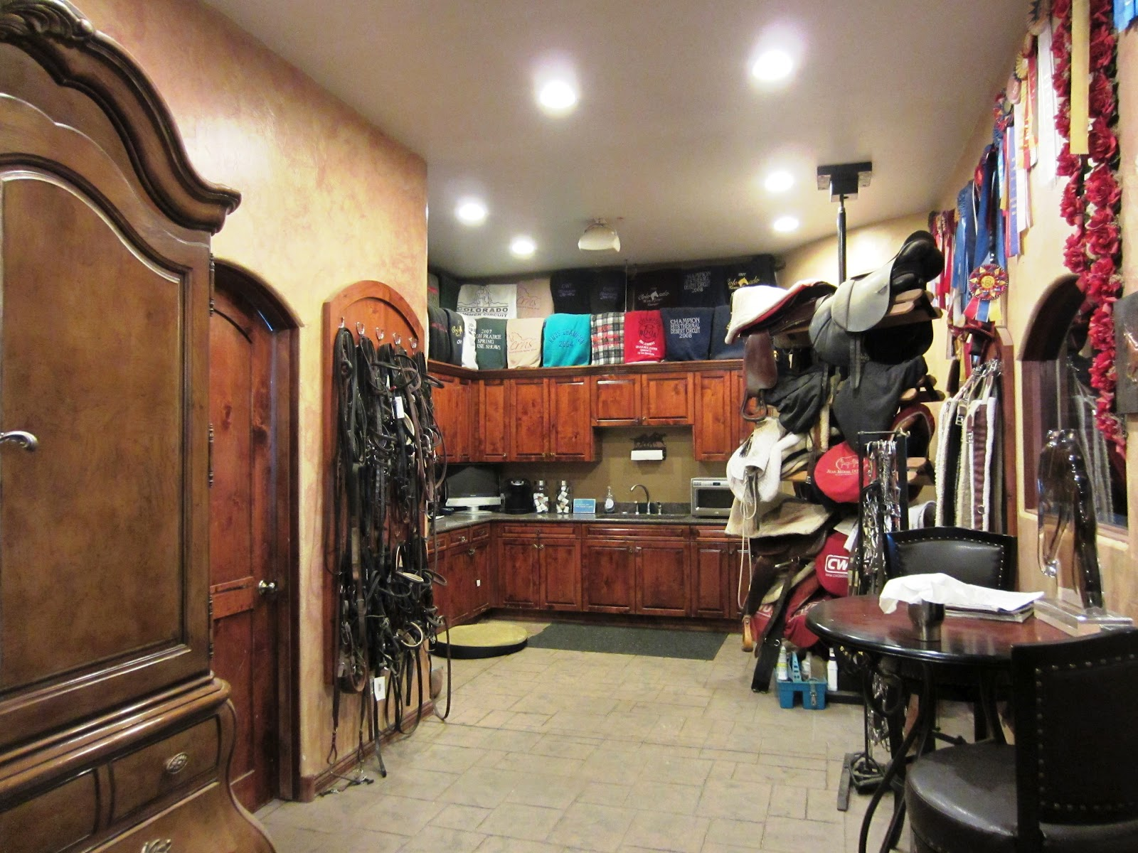 tack room ideas my perfect barn will have pinterest