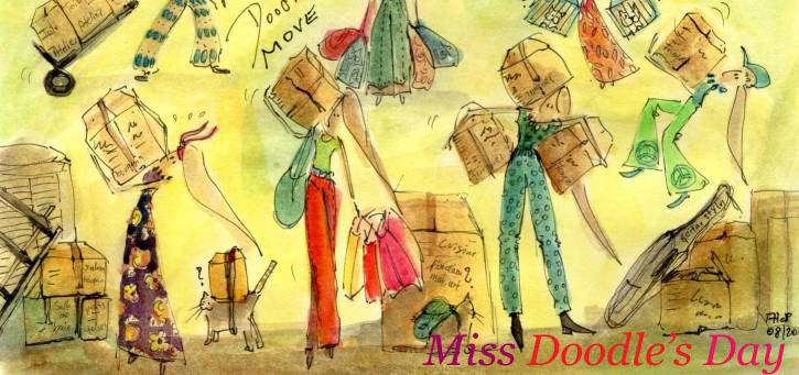 Miss Doodle's Day
