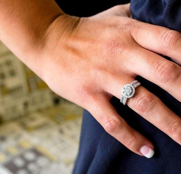 Extrêmement pin up blog: Ma bague de fiançailles. FQ14