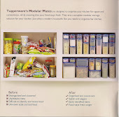 Organise with Tupperware