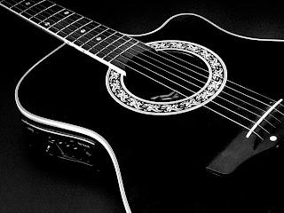 imagen de guitarra acustica
