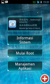 cara mudah root advan s5j tanpa pc, rooting android tanpa komputer ...