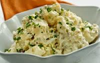Ensalada de patatas para bajar de peso