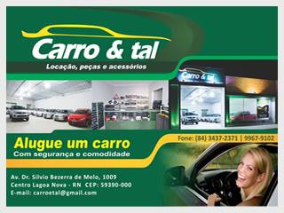 CARRO E TAL