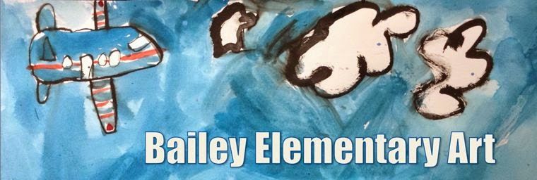 Bailey Elementary Art