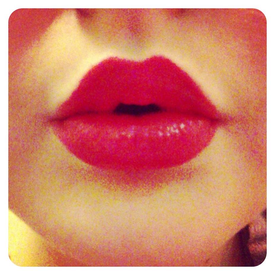 zooeywilksx: Luscious Lips.