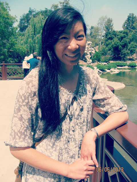 Huntington Gardens- Steph