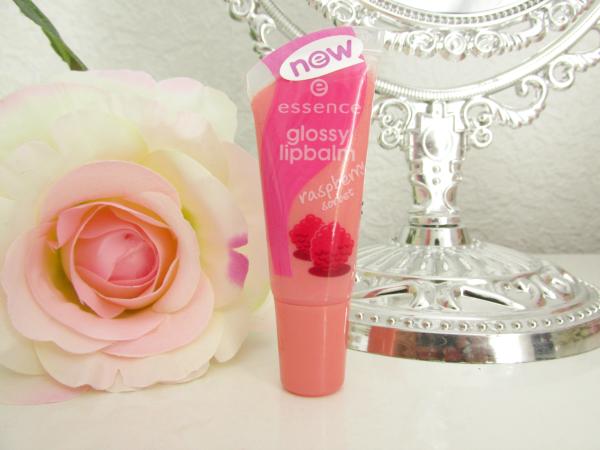 essence glossy lipbalm raspberry sorbet Neuheiten herbst 2014