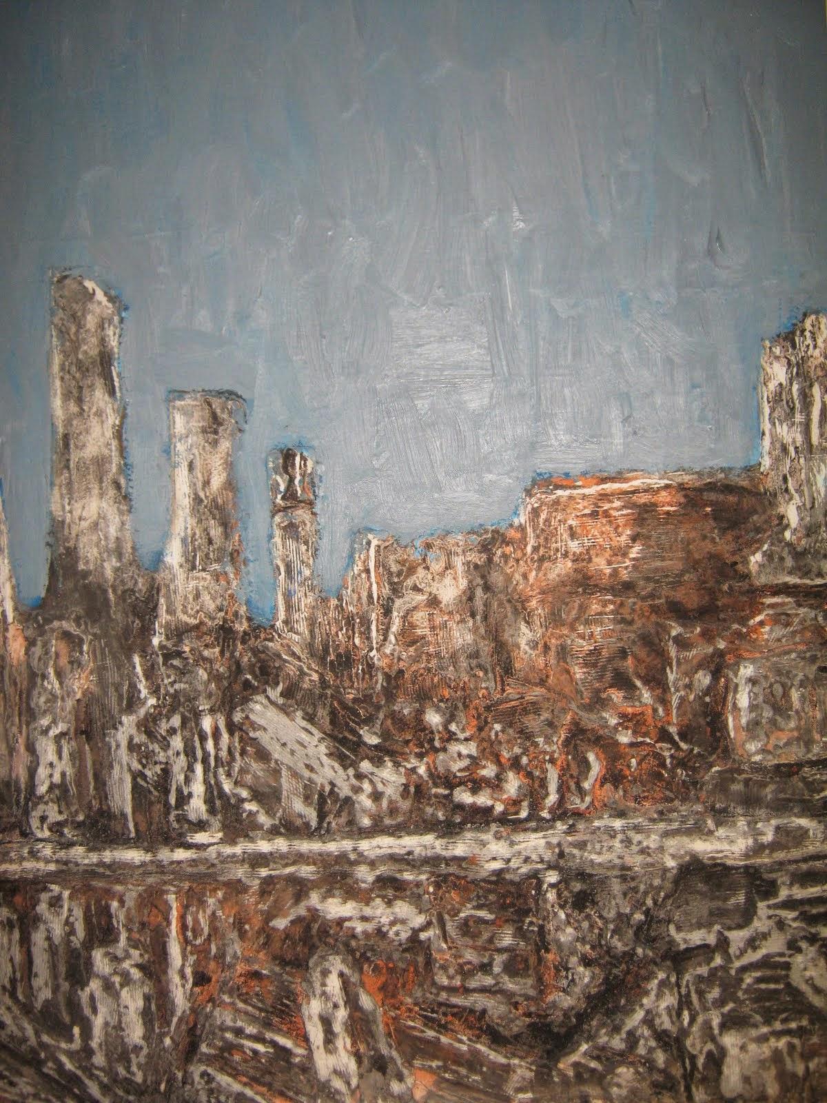 ruinas urbanas