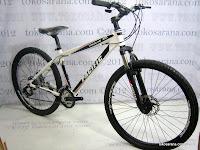Sepeda Gunung Pacific Tranzline 200 21 Speed Shimano 26 Inci