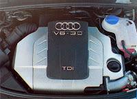 motor audi A6 allroad