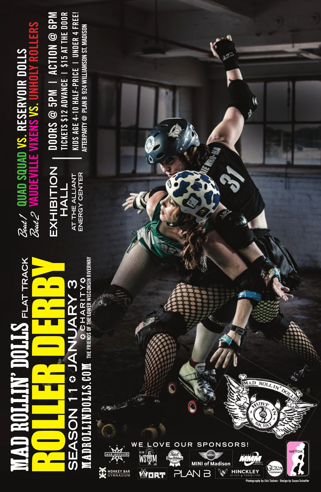 QUAD SQUAD CAPTURES 2008 CHAMPIONSHIP | Mad Rollin\' Dolls - Mad ...