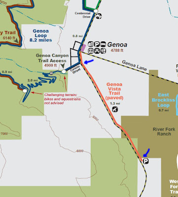 Outbound: New trail in Genoa to be dedicated this weekend