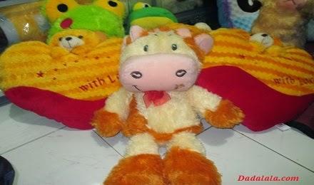 Boneka Sapi : Dadalala.com