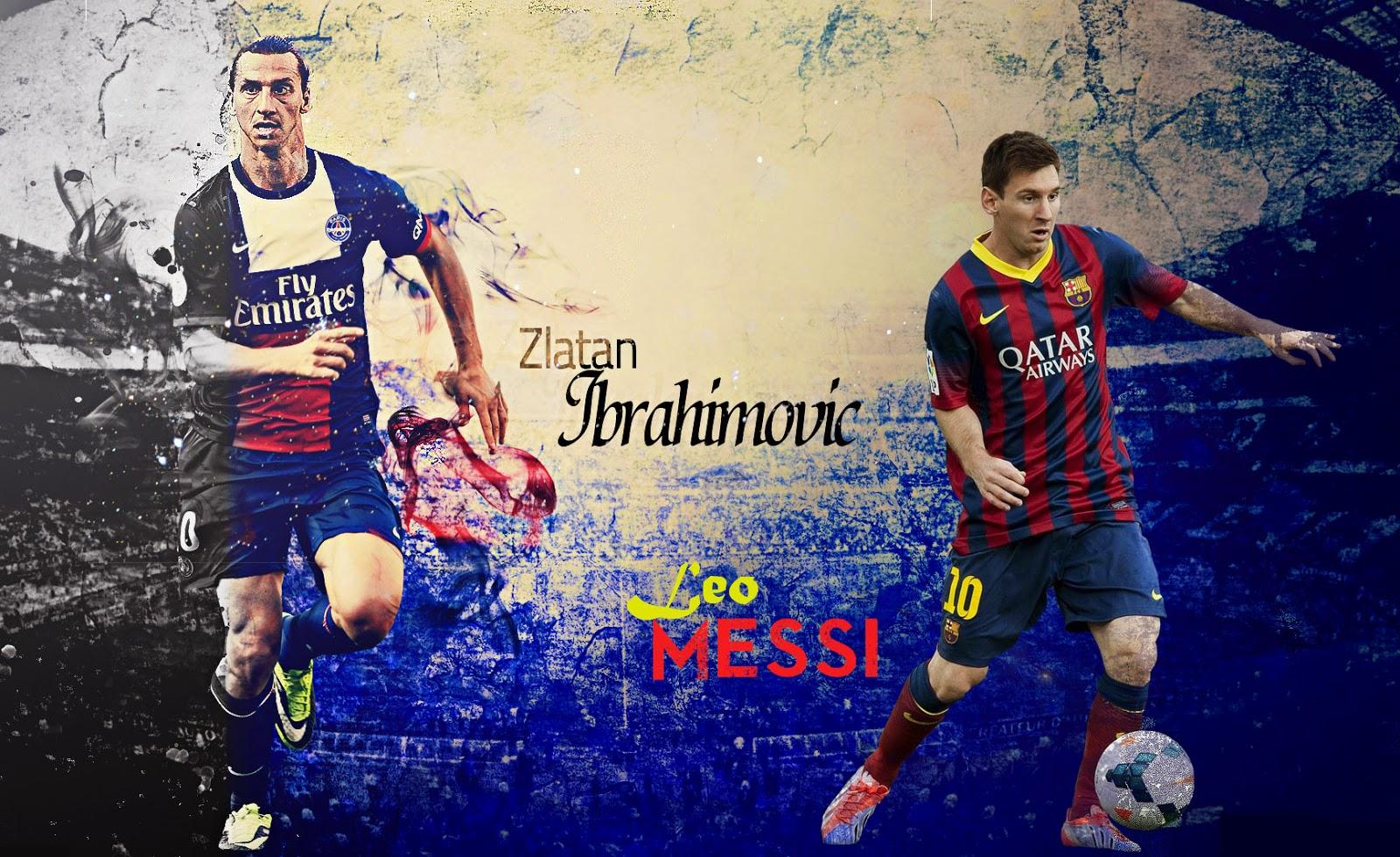 Híbrido Messi - Ibrahimovic FIFA 15 Ultimate Team, Hybrid Messi - Ibrahimovic FUT 15