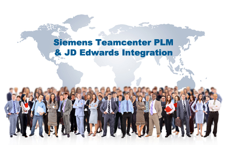 Siemens Teamcenter PLM Integration to JD Edwards ERP
