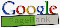 Cara Memasang Tombol Google PageRank